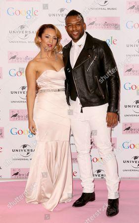 AJ Azari and Oritse Williams
