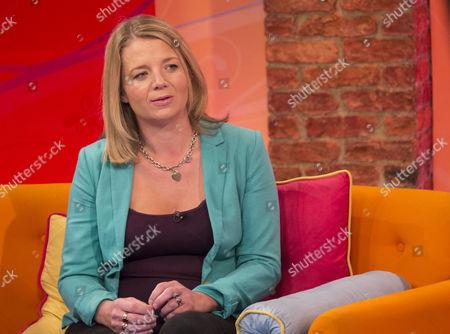 Editorial photo of 'Lorraine Live' TV Programme, London, Britain. - 21 Nov 2013
