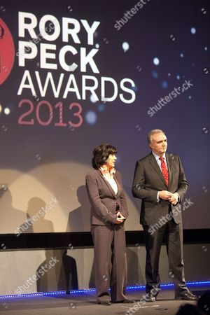 Editorial photo of Rory Peck Awards, London, Britain - 20 Nov 2013