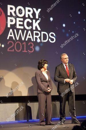 Editorial image of Rory Peck Awards, London, Britain - 20 Nov 2013