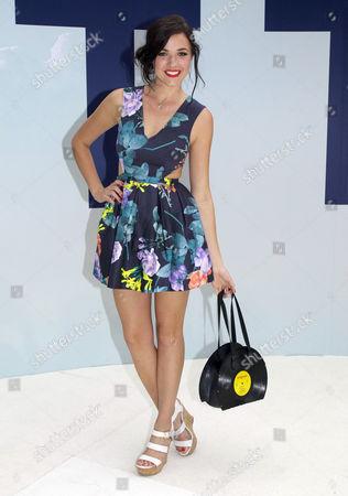 Stock Picture of Demi Harman