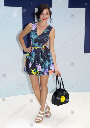 Stock Photo of Demi Harman