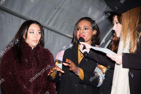 MKS - Mutya Buena, Keisha Buchanan and Siobhan Donaghy