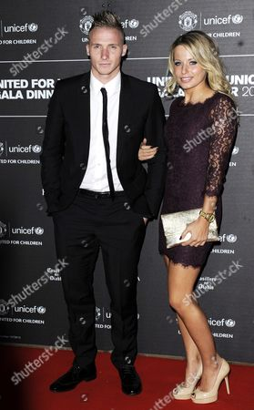 Stock Image of Alex Buttner and Laura Christ