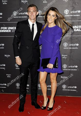 Editorial image of United For UNICEF Dinner, Old Trafford, Manchester, Britain - 21 Nov 2013