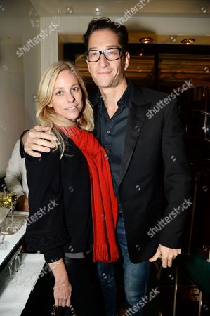 Kate Driver and Matthew Stillman