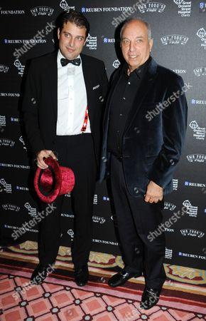 David Reuben Jr and David Reuben