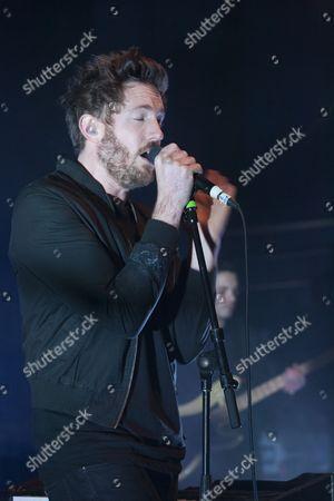 Stock Photo of Fenech Soler perform at the O2 Shepherds Bush Empire, London 21/11/13