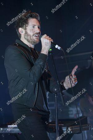 Fenech Soler perform at the O2 Shepherds Bush Empire, London 21/11/13