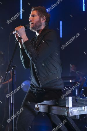 Editorial picture of Fenech Soler in concert at the O2 Shepherds Bush Empire, London, Britain - 21 Nov 2013