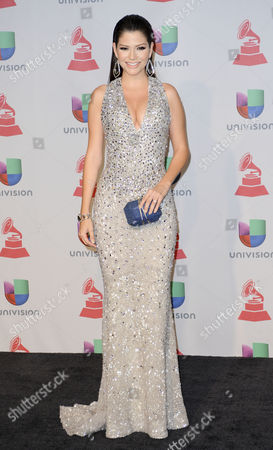 Editorial image of 14th Annual Latin Grammy Awards, Las Vegas, America - 21 Nov 2013