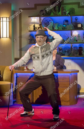 Editorial image of 'The Paul O'Grady Show' TV Programme, London, Britain - 22 Nov 2013