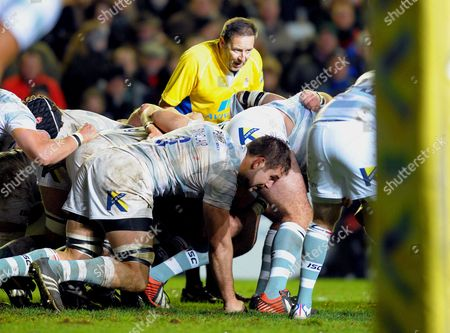 Editorial photo of Leicester Tigers v London Irish Rugby Union Aviva Premiership, Welford Road, Leicester, Britain - 23 Nov 2013