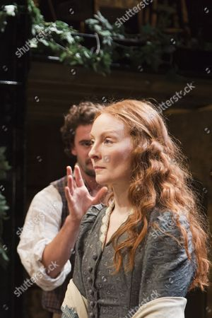 Editorial picture of World premiere of 'Lizzie Siddal' play at the Arcola Theatre, London, Britain - 21 Nov 2013