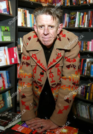 Editorial photo of Alex Cox 'The President and The Provocateur' book signing, Oxford, Britain - 22 Nov 2013