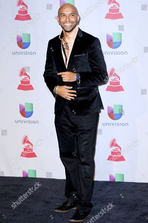 Editorial image of 14th Annual Latin Grammy Awards, Las Vegas, America - 21 Nov 2013