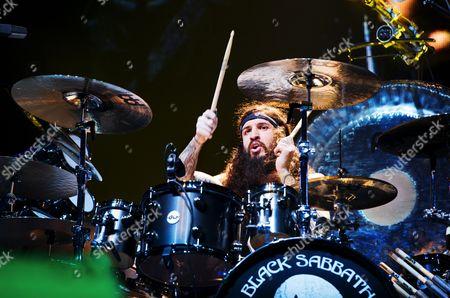 Editorial picture of Black Sabbath  in concert in Stockholm, Sweden - 22 Nov 2013