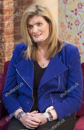 Editorial photo of 'This Morning' TV Programme, London, Britain - 25 Nov 2013