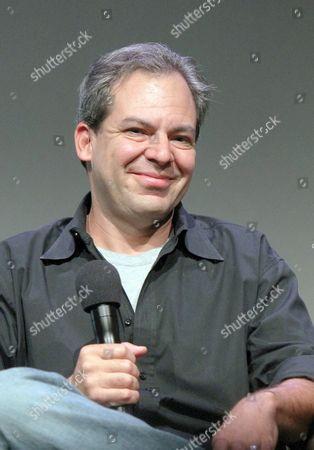 Stock Picture of Doug Dorst