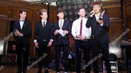 Kingsland Road - Matt Cahill, Joe Conaboy, Josh Zare, JJ Thompson and Jay Scott