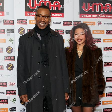 Editorial photo of Urban Music Awards, London, Britain - 22 Nov 2013