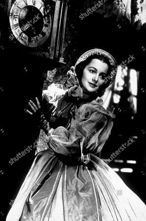 Stock Image of Olivia Mary de Havilland