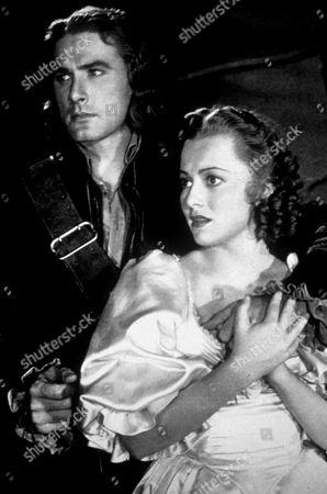 Stock Photo of Olivia Mary de Havilland