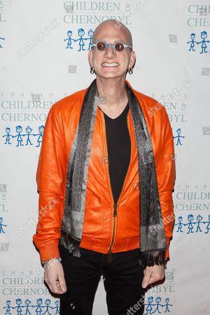 Editorial photo of Children of Chernobyl's Children at Heart Gala, New York, America - 25 Nov 2013