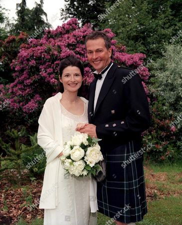Nick Nairn AND WIFE HOLLY ANDERSON MARRIED AT HIS HOME