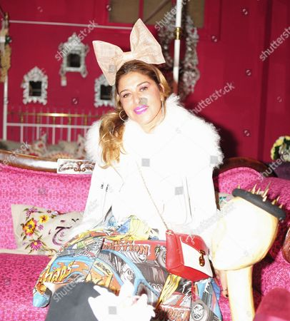 Stock Picture of Suzi Brown