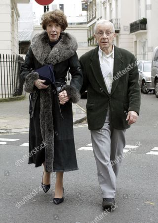 Melody Lang and Andrew Sachs
