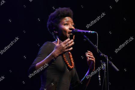Editorial image of London Jazz Festival, Britain - 24 Nov 2013