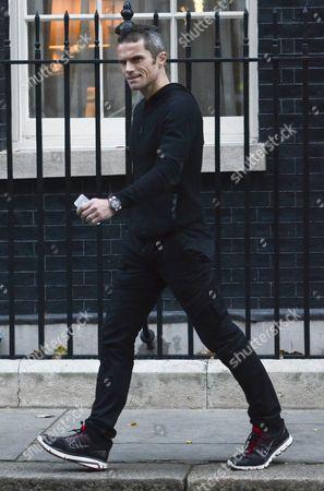Matt Roberts, David Cameron's personal trainer