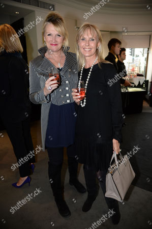 Louise Fennell and Susan Sangster