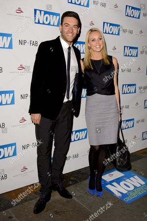 Editorial photo of Now Magazine Christmas party, London, Britain - 26 Nov 2013