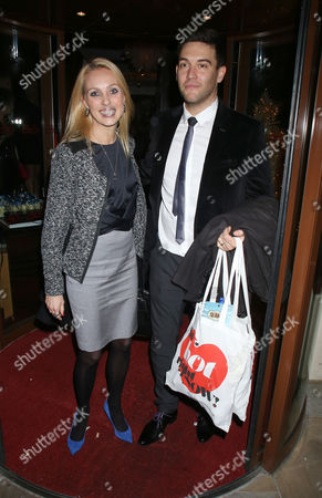 Editorial picture of Now Magazine Christmas party, London, Britain - 26 Nov 2013