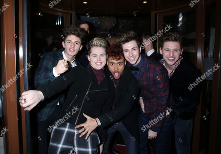 Kingsland Road - Josh Zare, Joe Conaboy, Jay Scott, JJ Thompson and Matt Cahill