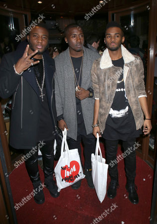 Rough Copy - Kazeem Ajobe, Joey James and Sterling Ramsey