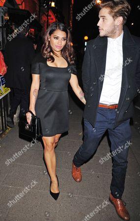 Vanessa White and Gary Salter