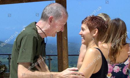 Steve Davis and Jeannie Nash