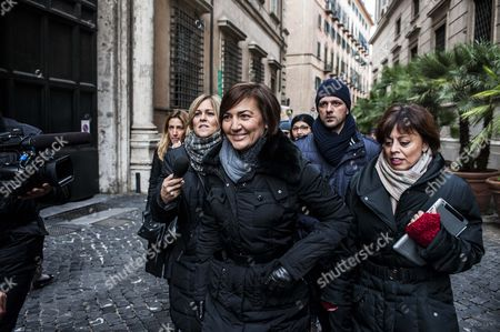 Editorial picture of Demonstration of Forza Italia and Silvio Berlusconi supporters, Rome, Italy - 27 Nov 2013