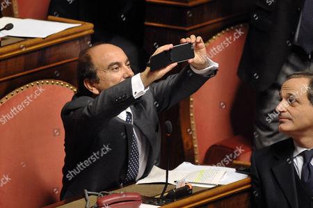 Stock Photo of Domenico Scilipoti