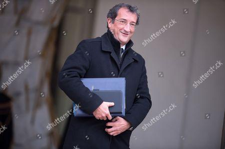 Stock Photo of Francois Lamy