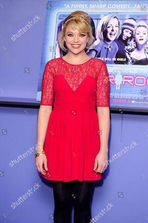 Stock Photo of Antonia Bernath
