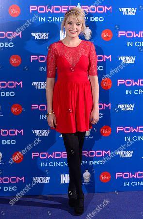 Editorial photo of 'Powder Room' film premiere, London, Britain - 27 Nov 2013