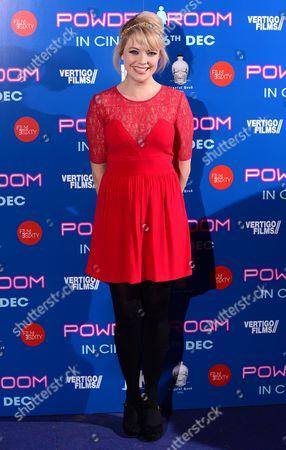Editorial picture of 'Powder Room' film premiere, London, Britain - 27 Nov 2013