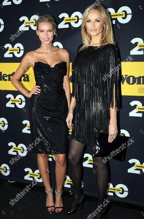 Editorial photo of 20th Anniversary of the 'Wonderbra', Paris, France - 27 Nov 2013