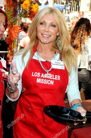Stock Picture of Pamela Bach