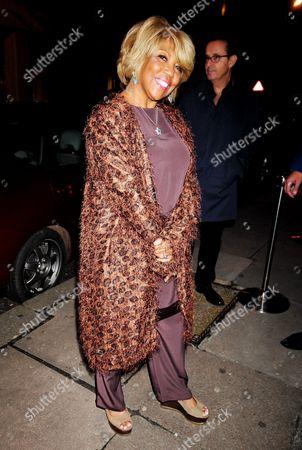 Editorial photo of 'Fosseytango' album launch party at Playboy Club, London, Britain - 27 Nov 2013