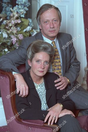 Christopher Green And Linda Plentl Son And Daughter Of Tv Presenter Hughie Green (not Shown) 1997.